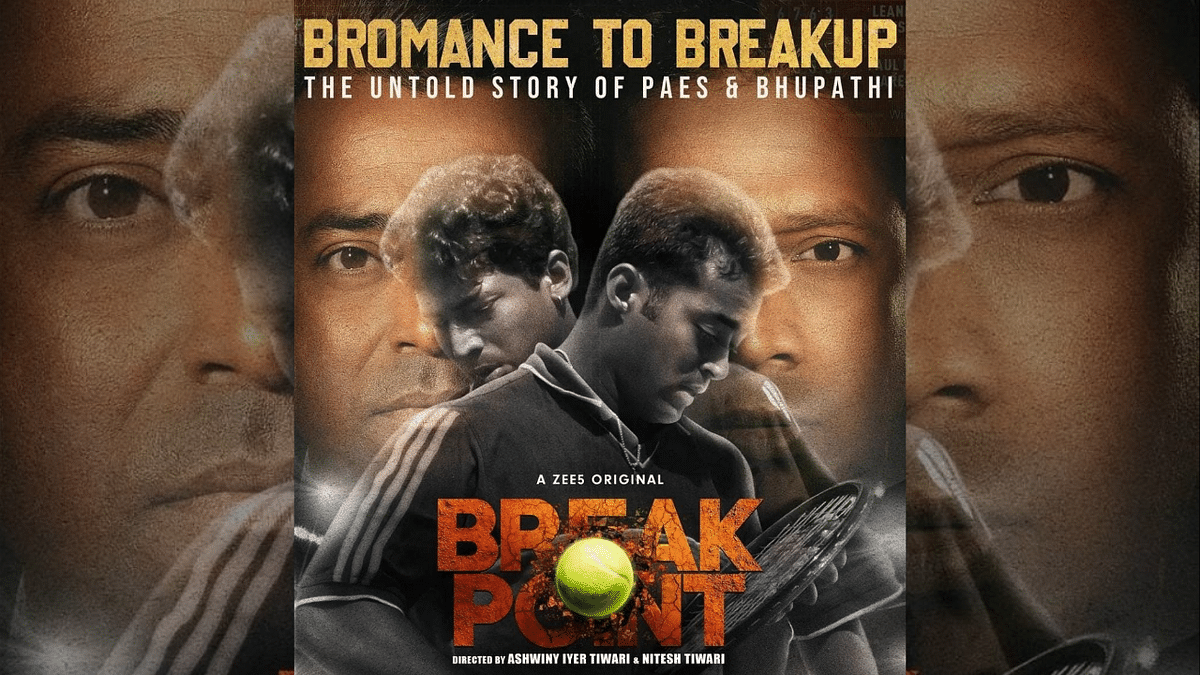 Leander Paes and Mahesh Bhupathi Share First Look of the Series 'Break Point'