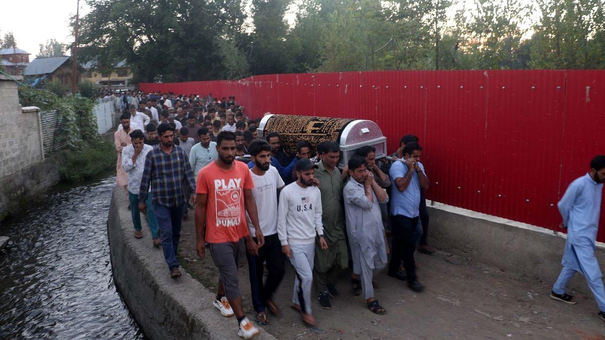 BJP Leader Javed Ahmad Dar Shot Dead by Terrorists in J&K's Kulgam