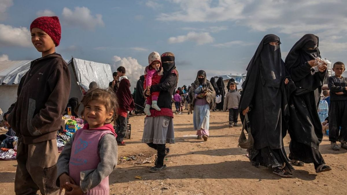 """<div class=""""paragraphs""""><p>Which countries are willing to take Afghan refugees? Image used for representational purposes.</p></div>"""