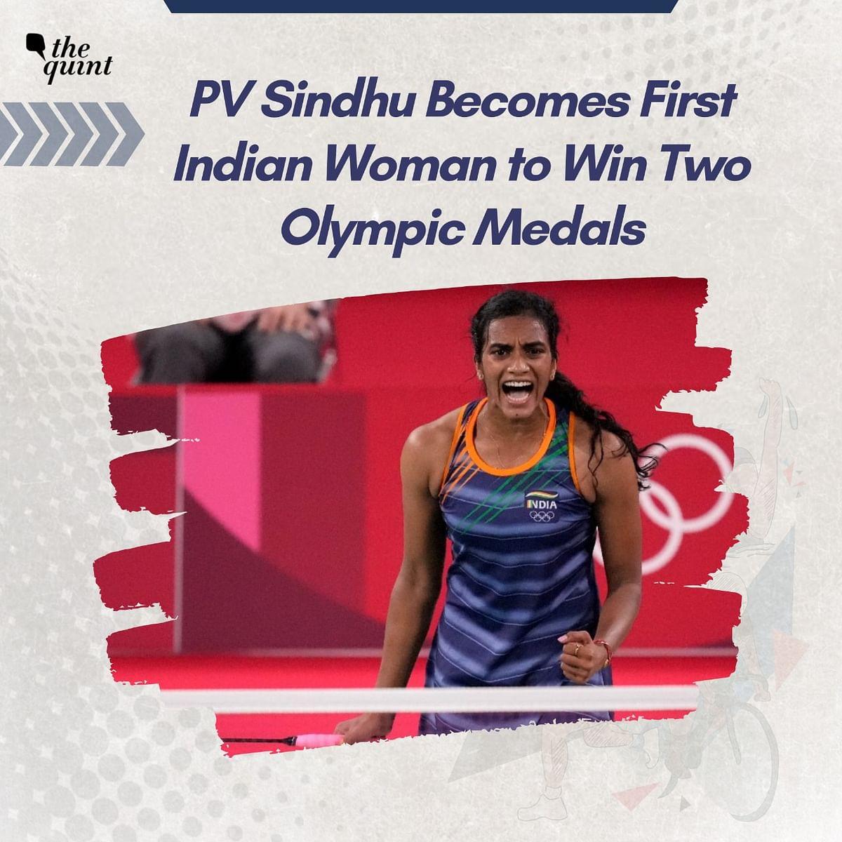 Day 9, Tokyo Olympics: Sindhu Wins Bronze; India Make SF in Men's Hockey