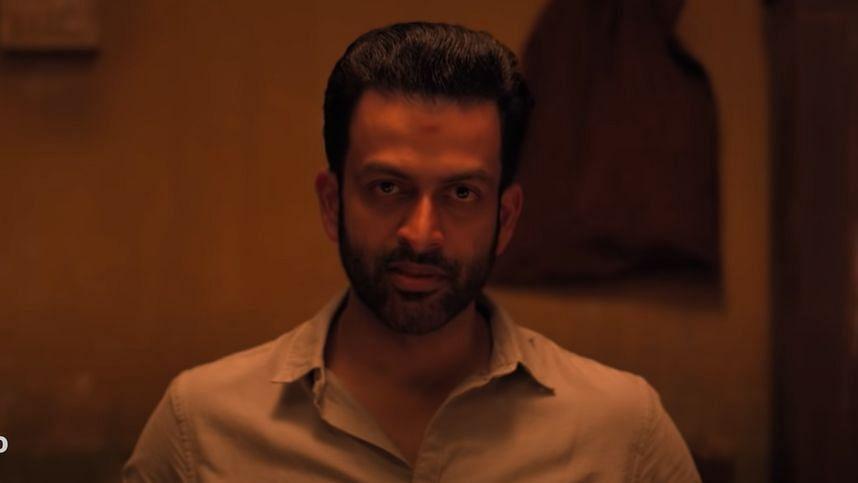 Kuruthi Trailer: Prithviraj Has a Score to Settle In Grim Thriller