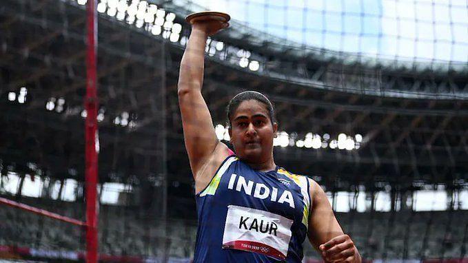 Kamalpreet Kaur Finishes Sixth in Discus Final at Tokyo Olympics
