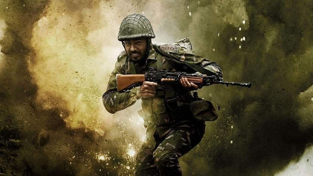 """<div class=""""paragraphs""""><p>A still from 'Shershaah'</p></div>"""