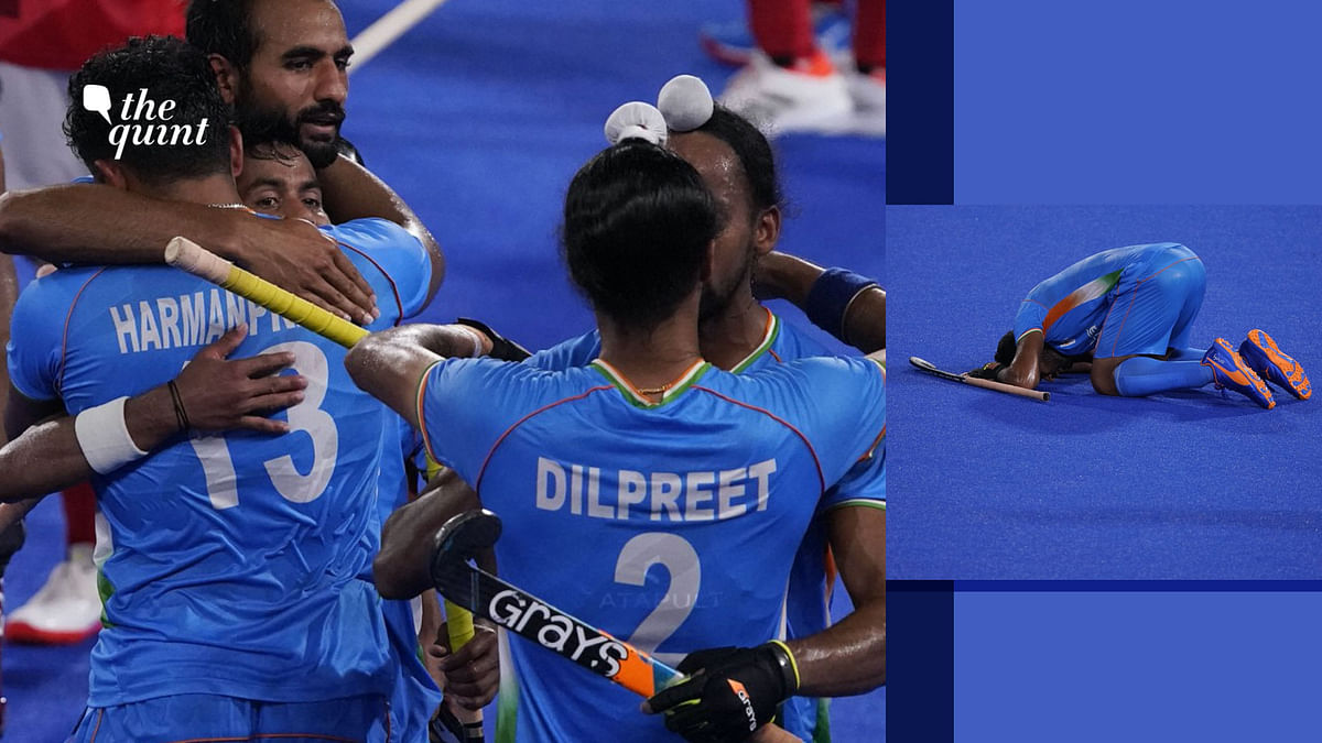 India Men in Olympics Semis: Young Bunch Turn a Corner; Rewrite Hockey History