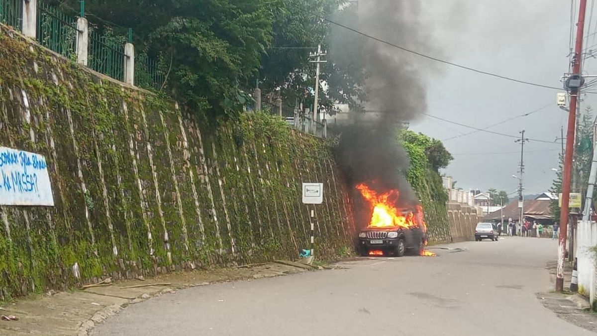 Amid Unrest, Internet Banned in Meghalaya for 48 hours