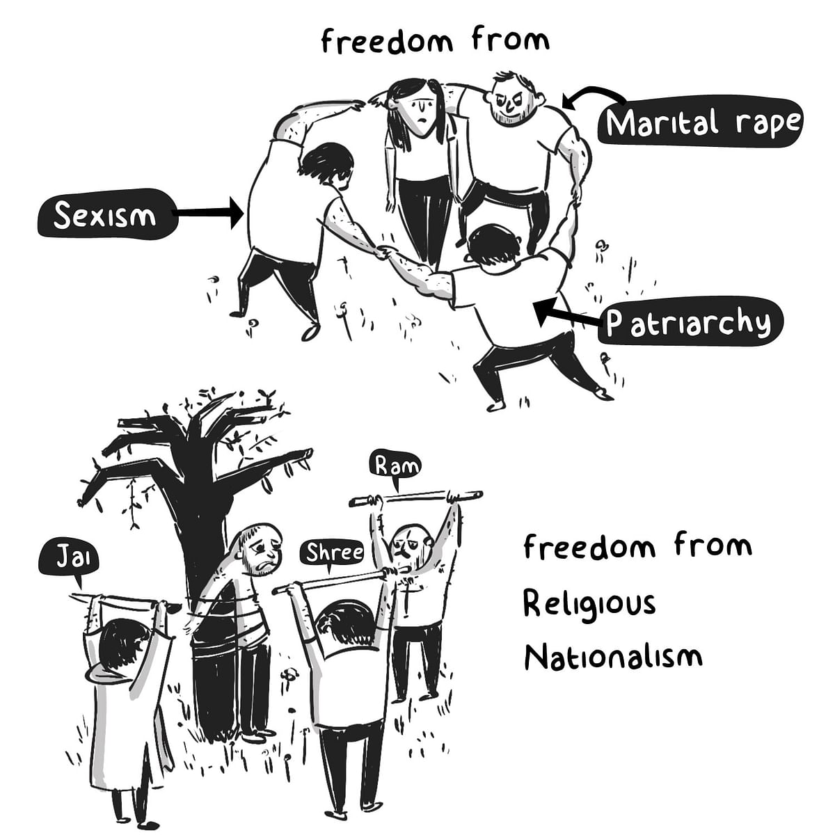 On 75th Independence Day, India's Quest for 'Freedom' is Kaafi Real
