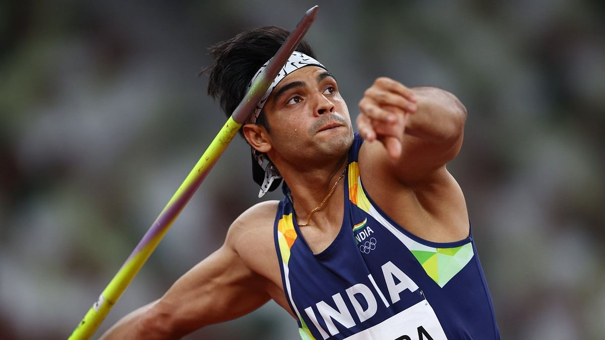 Watch Video: The Throw That Helped Neeraj Chopra Win India's Historic Gold