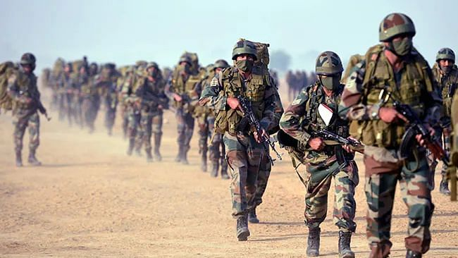 India, Russia 12-Day Joint Military Drill Kicks Off in Volgograd