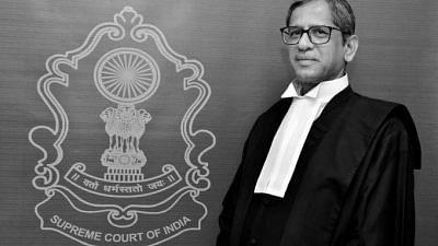 CJI Ramana Recuses From Hearing Andhra Pradesh-Telangana Water Case