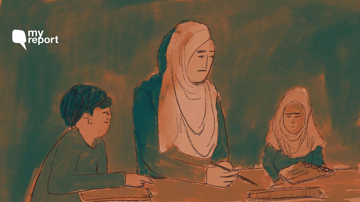 'As An Afghan Teacher, My Heart Aches For Broken Dreams of Little Girls'
