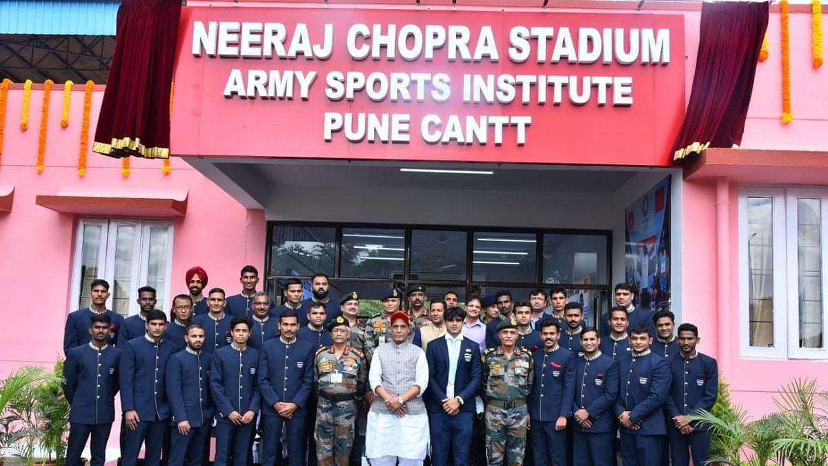 Army Names Stadium in Pune After Olympic Gold Medallist Neeraj Chopra