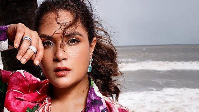 """<div class=""""paragraphs""""><p><em>Inside Edge&nbsp;</em>actor Richa Chadha calls 'Bollywood' an 'imaginary address'.&nbsp;</p></div>"""