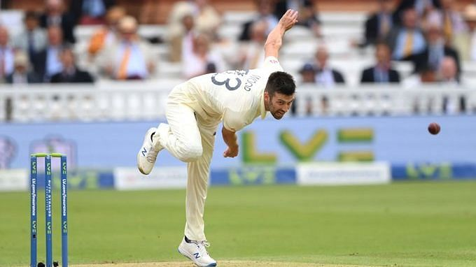 England Fast Bowler Mark Wood Ruled Out of Third Test Against India