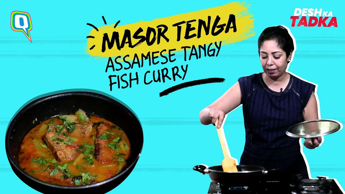 Masor Tenga: Flavourful & Delicious Assamese Sour Fish Curry