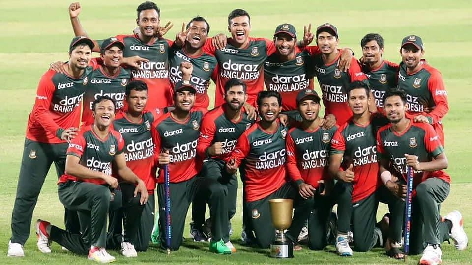Were Motivated as Rarely Play Australia, says Shakib as B'desh Win Series 4-1