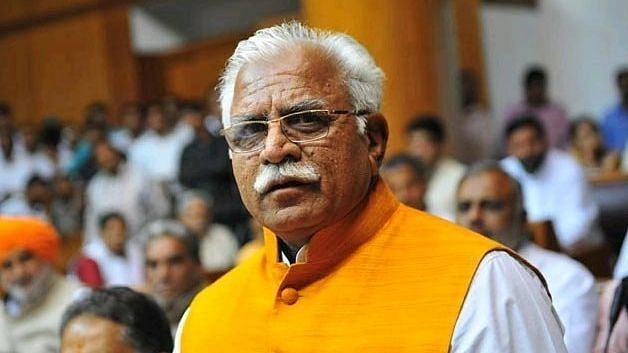 Choice of Words Wrong: Haryana CM on IAS Officer's 'Crack Their Heads' Remark