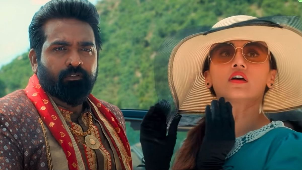 Annabelle Sethupathi: Vijay Sethupathi, Taapsee Pannu in a Typical Horror Comedy