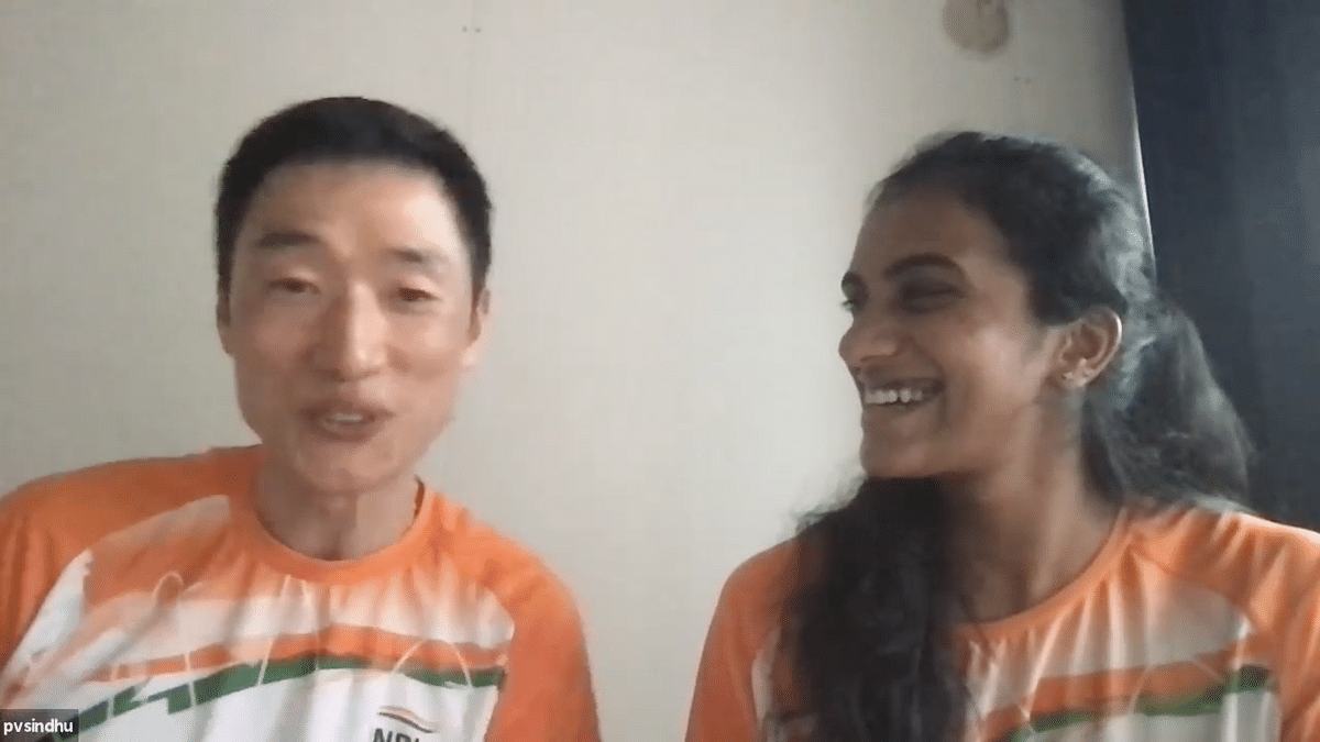 'Aaram Se,' PV Sindhu's Coach Talks About Their Tokyo Olympics Journey