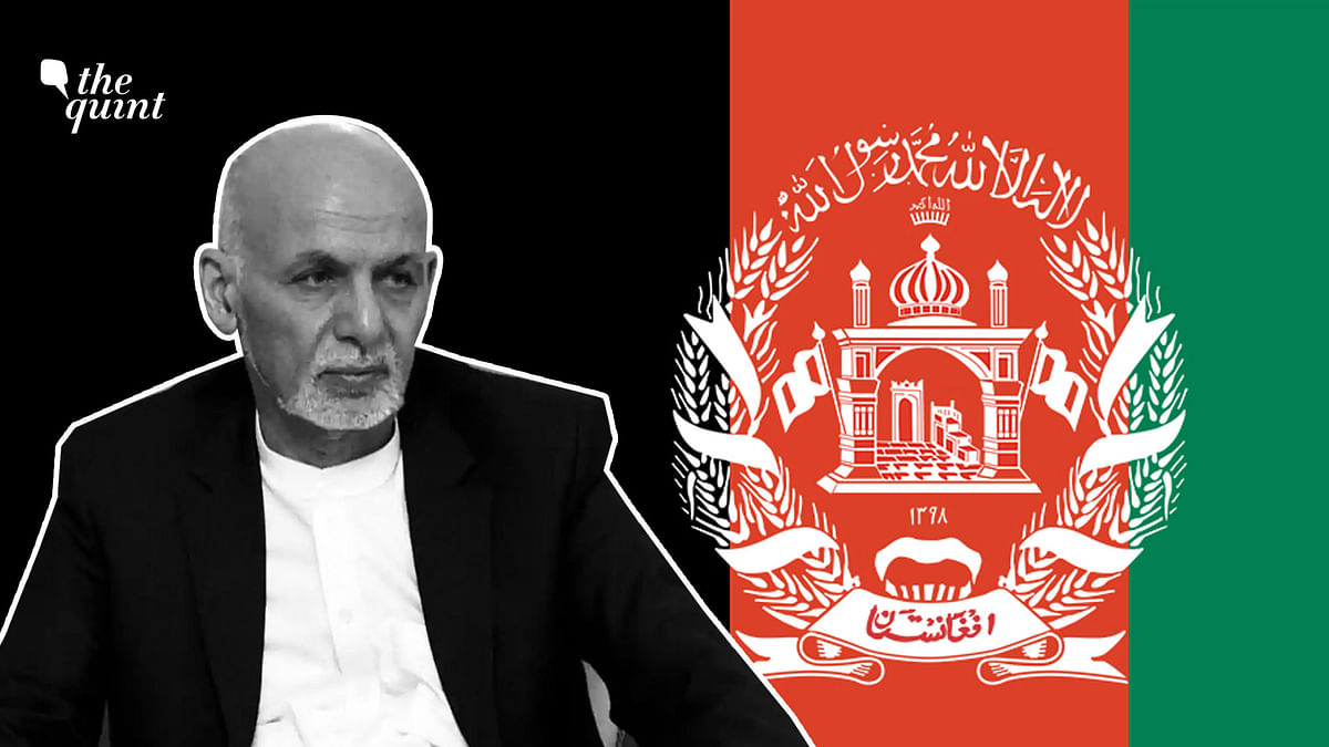 'Taliban Facing Historical Test': Afghan President's 1st Statement After Fleeing
