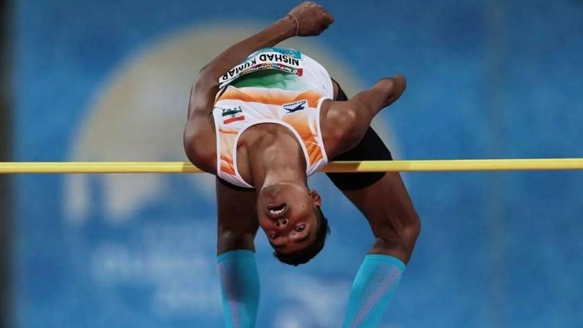 High Jumper Nishad Kumar Brings India Second Silver at Tokyo Paralympics