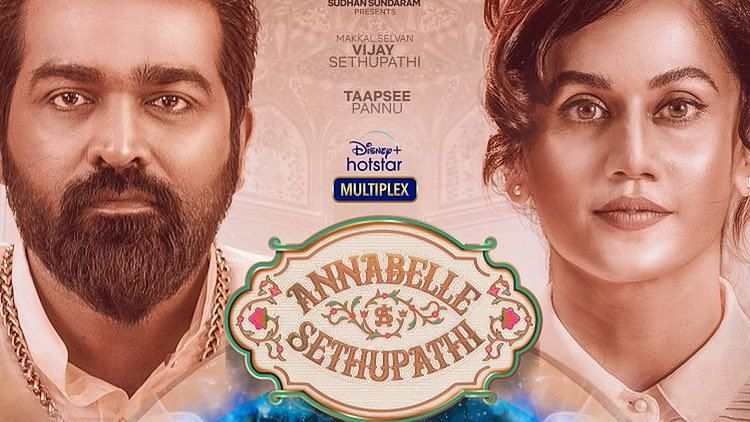 Vijay Sethupathi, Taapsee Pannu-Starrer Annabelle Sethupathi Gets Release Date