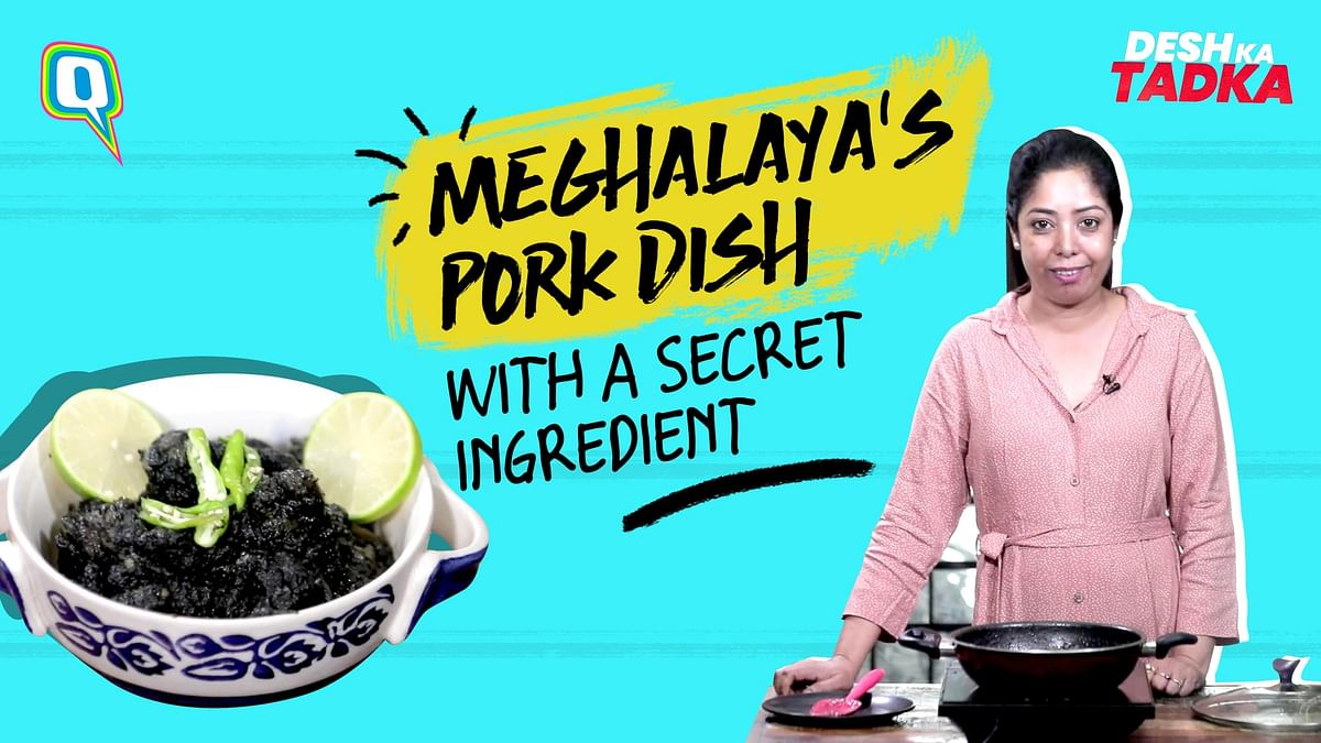 Dohneiiong, A Khasi Pork Delicacy: Cook With Minimal Ingredients