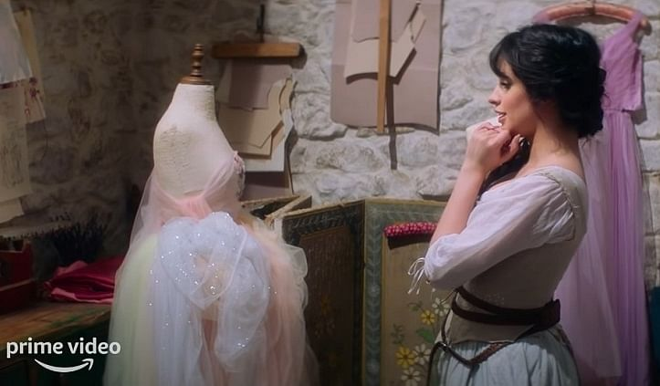 Move Over Prince Charming, This Cinderella Wants a Career in Fashion!