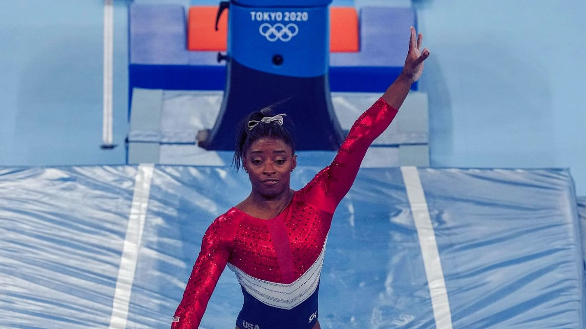 Olympics: Simone Biles to Participate in Balance Beam Final
