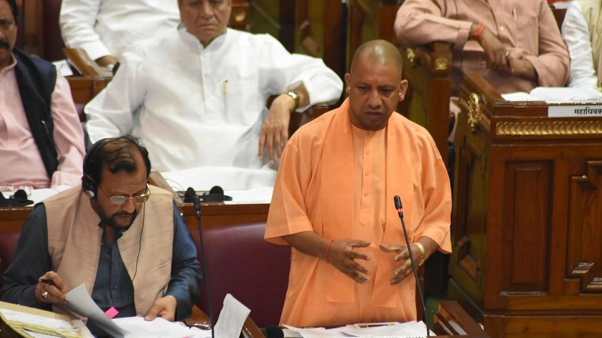 Some People Shamelessly Supporting Taliban: UP CM Yogi Adityanath in Assembly