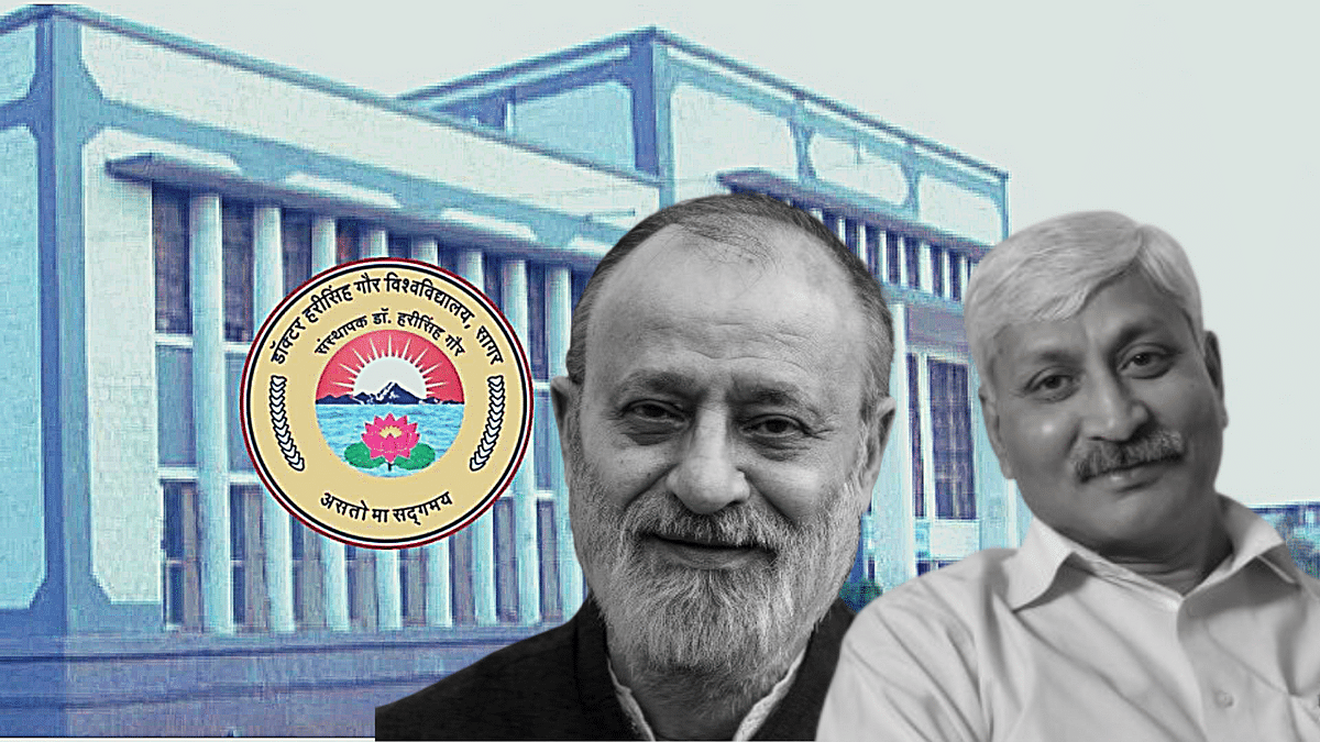 ABVP a 'Super Authority': Speakers on University's Withdrawal From Webinar