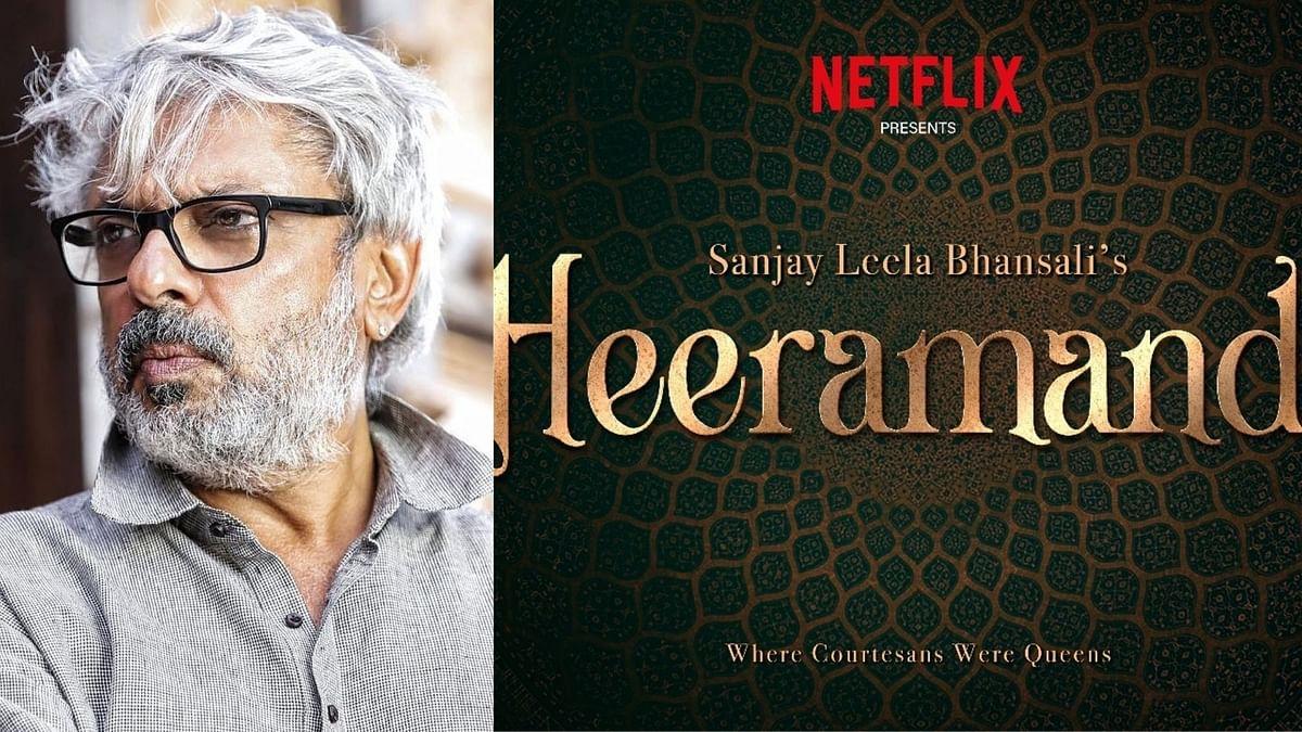 Heeramandi: Bhansali's Netflix Show to be Based on Lahore Courtesans