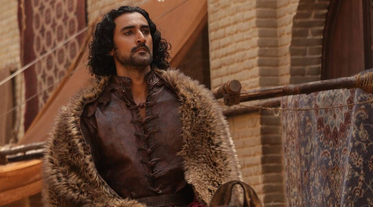 """<div class=""""paragraphs""""><p>Kunal Kapoor in a still from <em>The Empire</em>.</p></div>"""