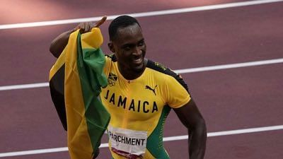"""<div class=""""paragraphs""""><p>How a Tokyo Olympic Volunteer's kindness helped a Jamaican athlete win gold.</p></div>"""