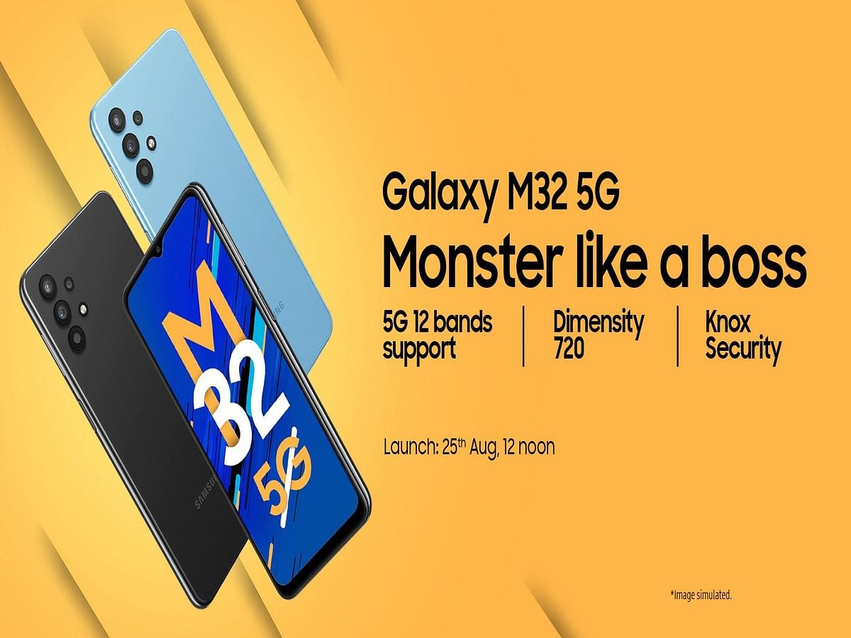 Samsung Galaxy M32 5G Launched in India: Check Price and Specifications