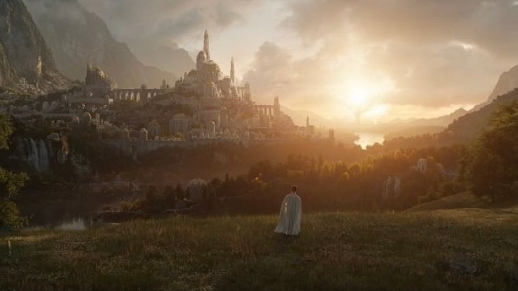 """<div class=""""paragraphs""""><p>Amazon Studios'&nbsp;<em>Lord of the Rings&nbsp;</em>series to premiere in 2022.</p></div>"""