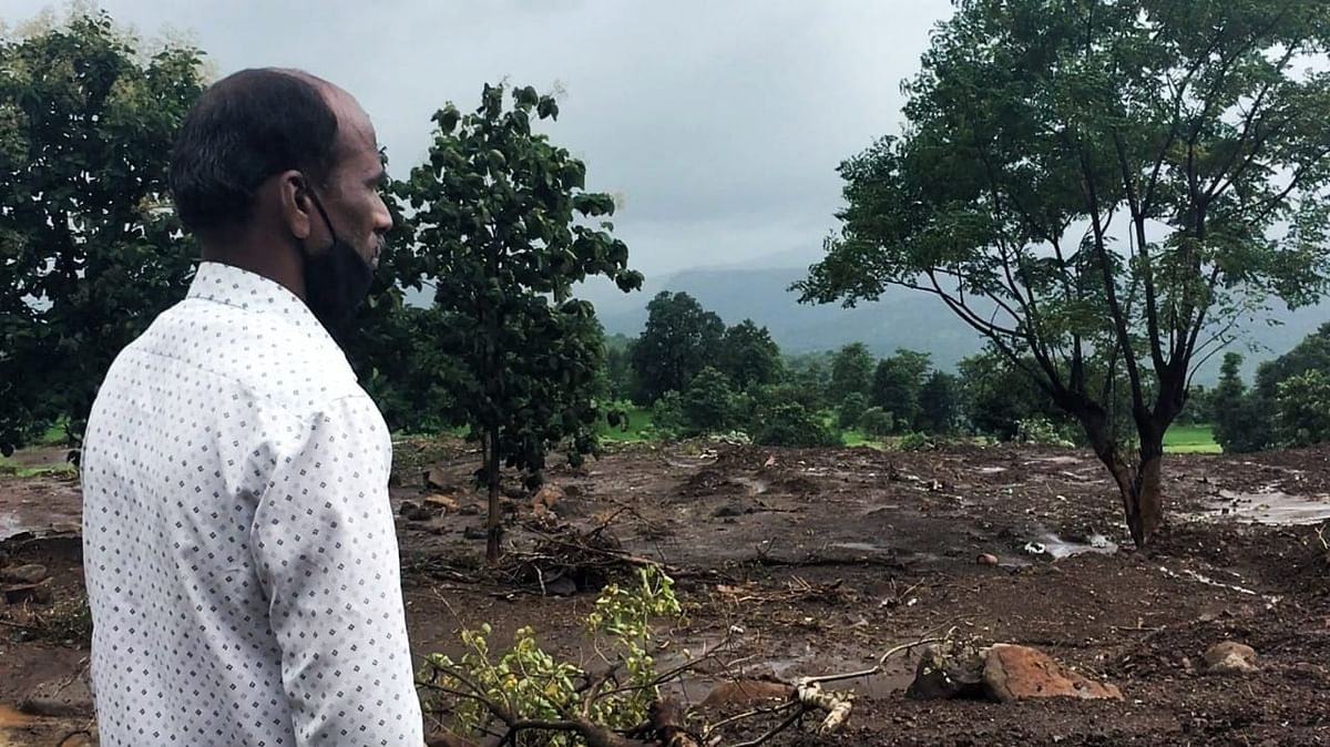 The Village That Vanished: Survivors Recount Raigad's Tragic Landslide