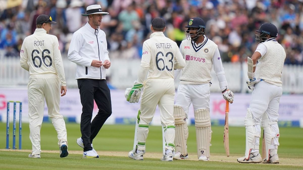India vs England 2nd Test, Day 5: Bumrah Takes On Buttler, Wood in Verbal Duel