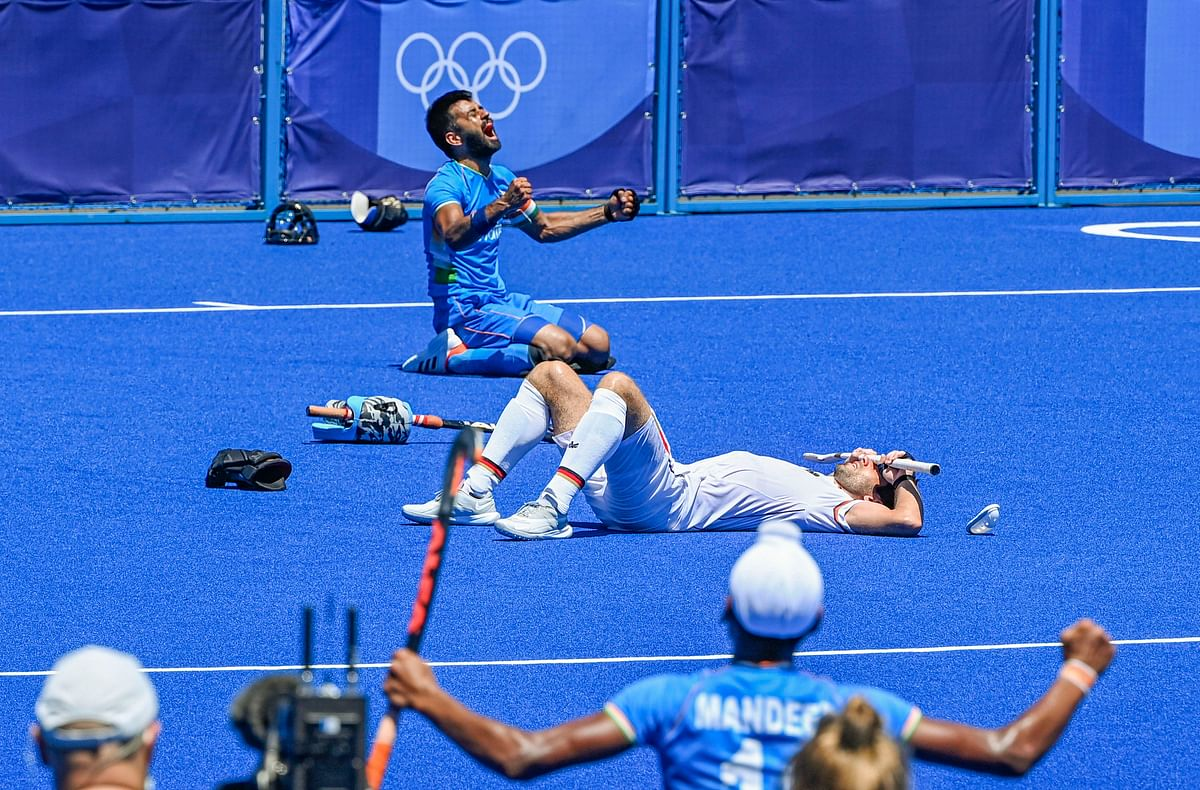 Watch Video Highlights: How India Overcame Deficit and Defeated Germany 5-4