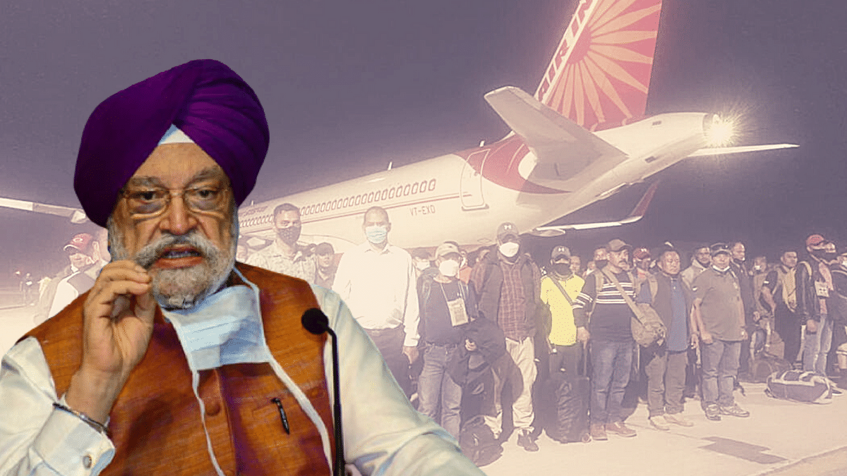 'Afghanistan Crisis Shows Why CAA Was Necessary': Union Minister Hardeep Puri