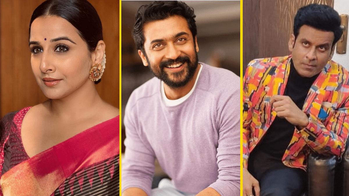 Indian Film Festival of Melbourne 2021: Vidya Balan, Suriya Win Top Honours