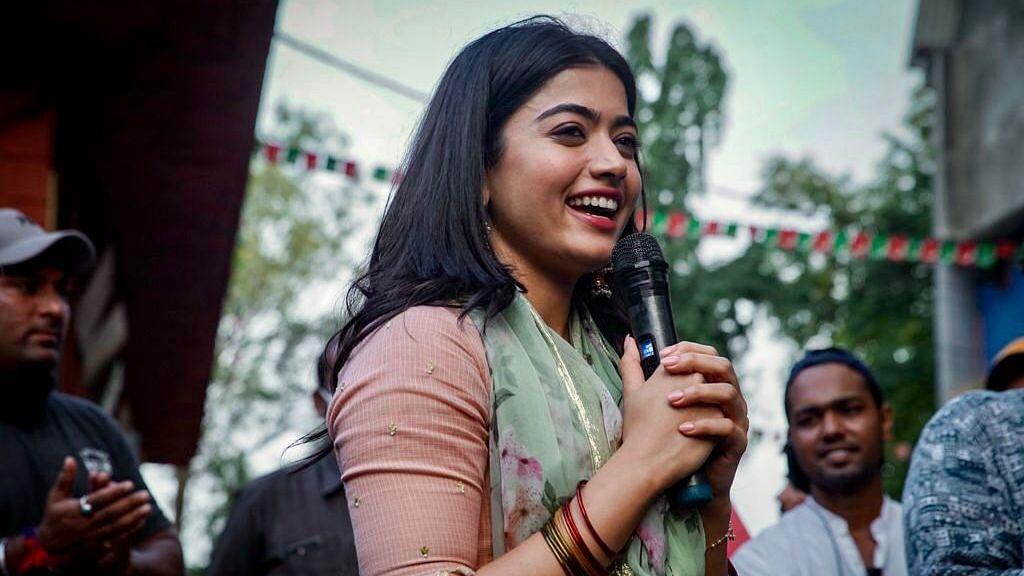 It's a Now or Never Character: Rashmika Mandanna on B'Wood Debut Mission Majnu