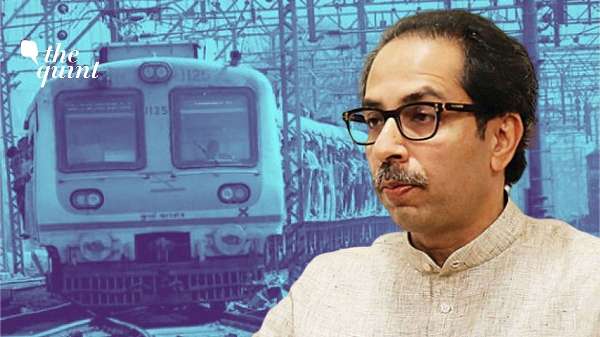 Mumbai Local Trains for Fully Vaccinated People From 15 August: Uddhav Thackeray