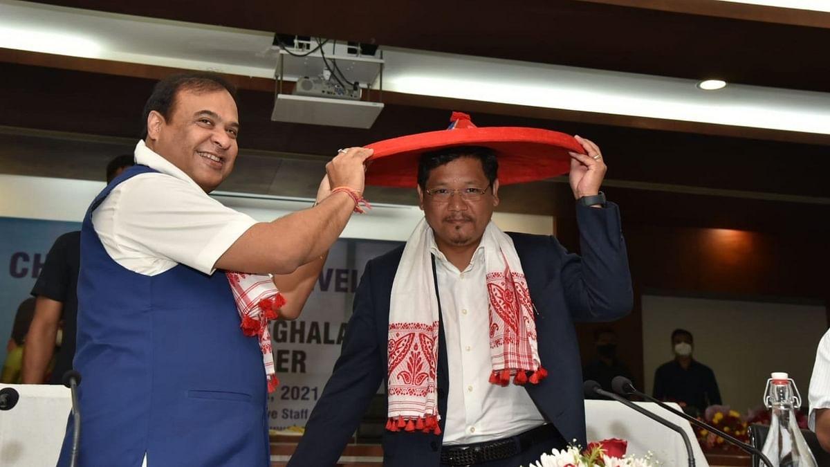 Assam, Meghalaya to Create Panels to Resolve Inter-State Border Disputes
