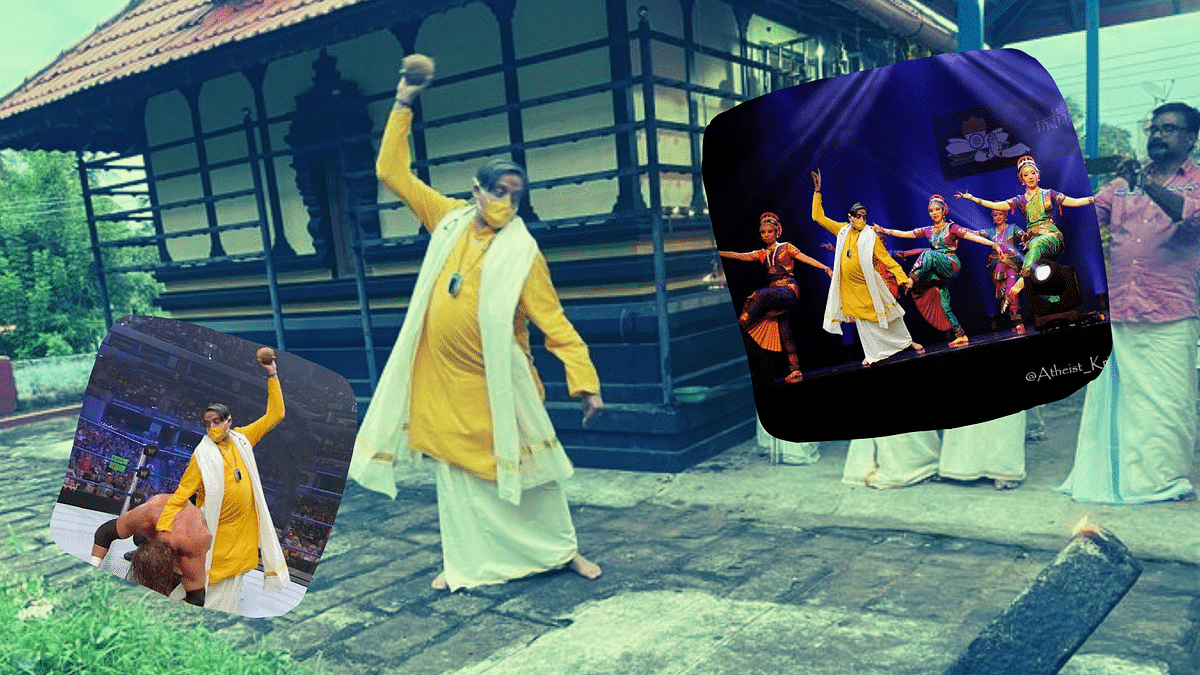 Shashi Tharoor's Onam Pictures Are Now a Viral Meme. Check Them Out Here