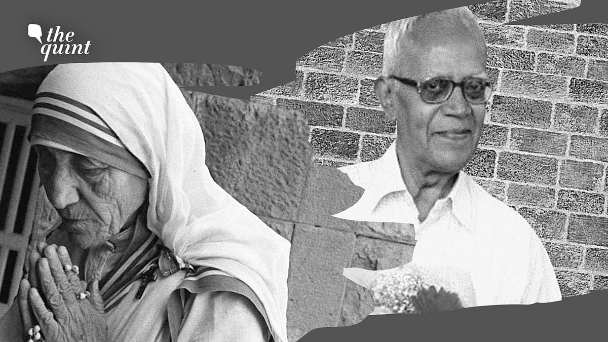 Mother Teresa Strove for Human Dignity, Fr Swamy Did Too – Albeit Differently