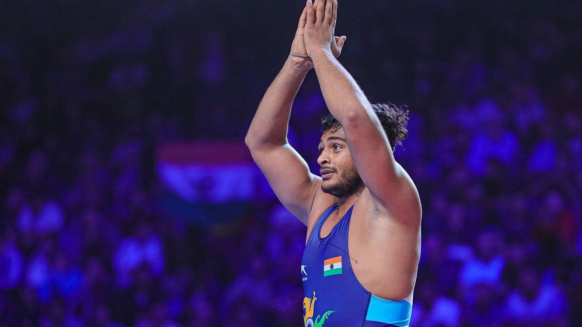 Wrestler Deepak Punia Loses Bronze Medal Match at Tokyo Olympics