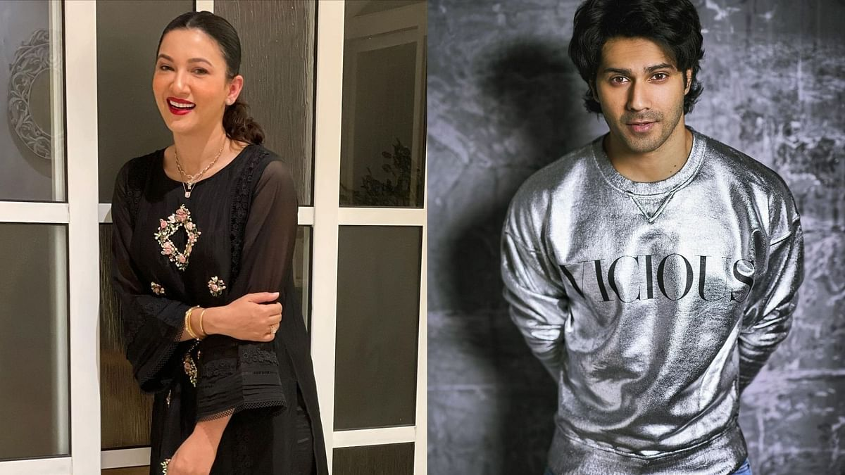 Gauahar Khan Denies Claims of Being Part of an Event With Varun Dhawan
