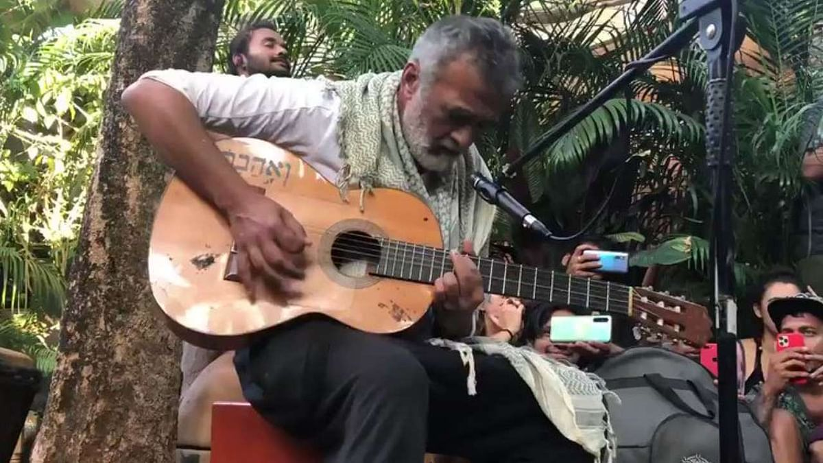 Lucky Ali Tells The Story Behind The Viral Video of His Impromptu Gig in Goa