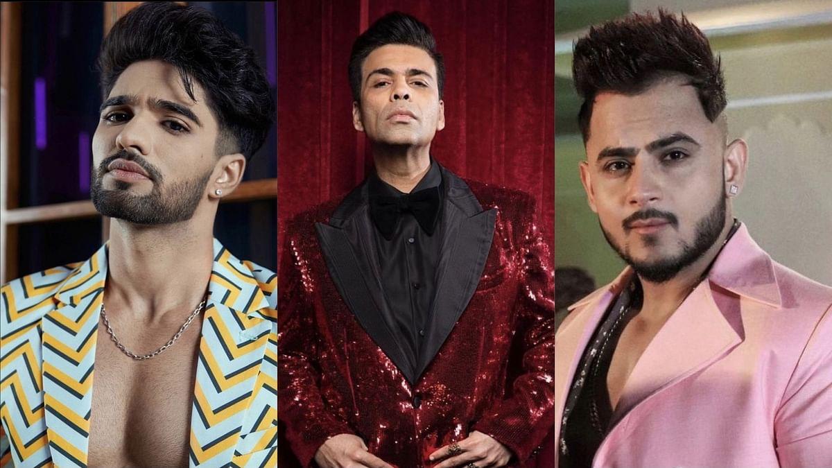 "<div class=""paragraphs""><p><em>Bigg Boss OTT</em> contestants Zeeshan Khan and Milind Gaba believe host Karan Johar is 'biased'.&nbsp;</p></div>"